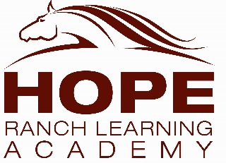 Hope Youth Ranch Inc. logo