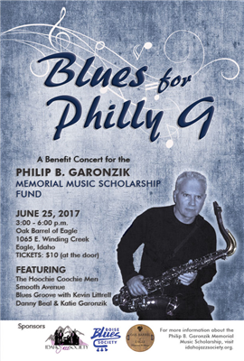 Blues for Philly G poster
